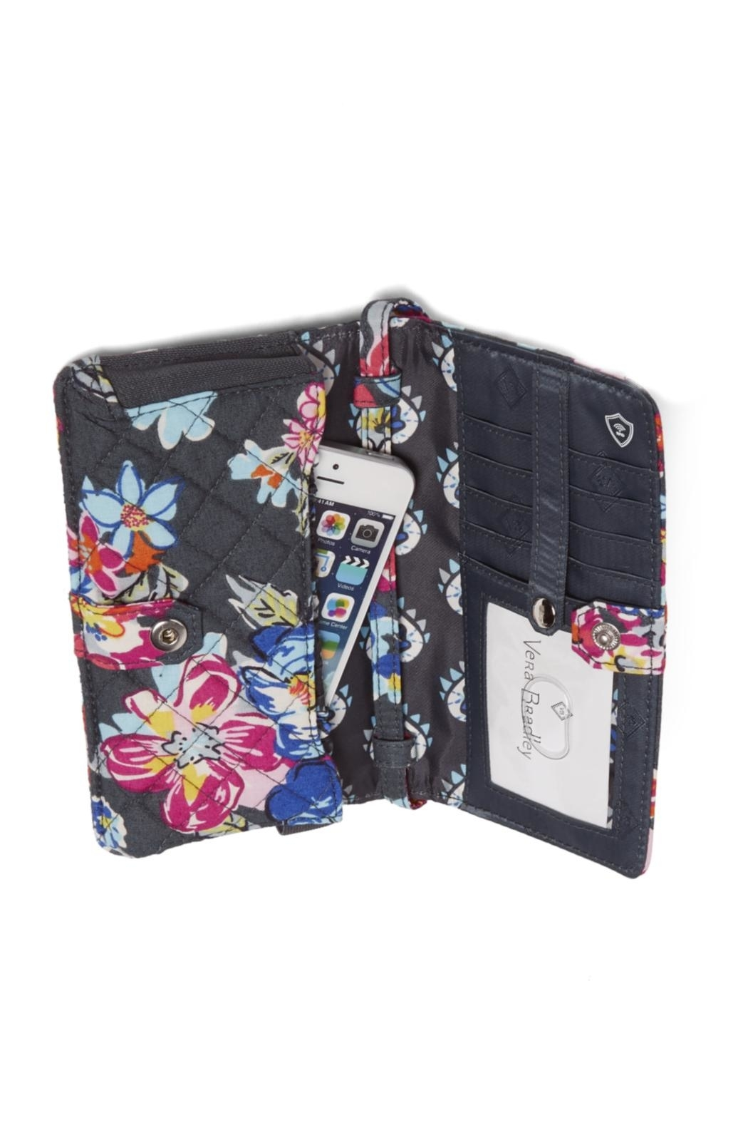 Vera Bradley Pretty Posies All-Together - Front Full Image