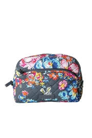 Vera Bradley Pretty Posies Medium-Cosmetic - Product Mini Image