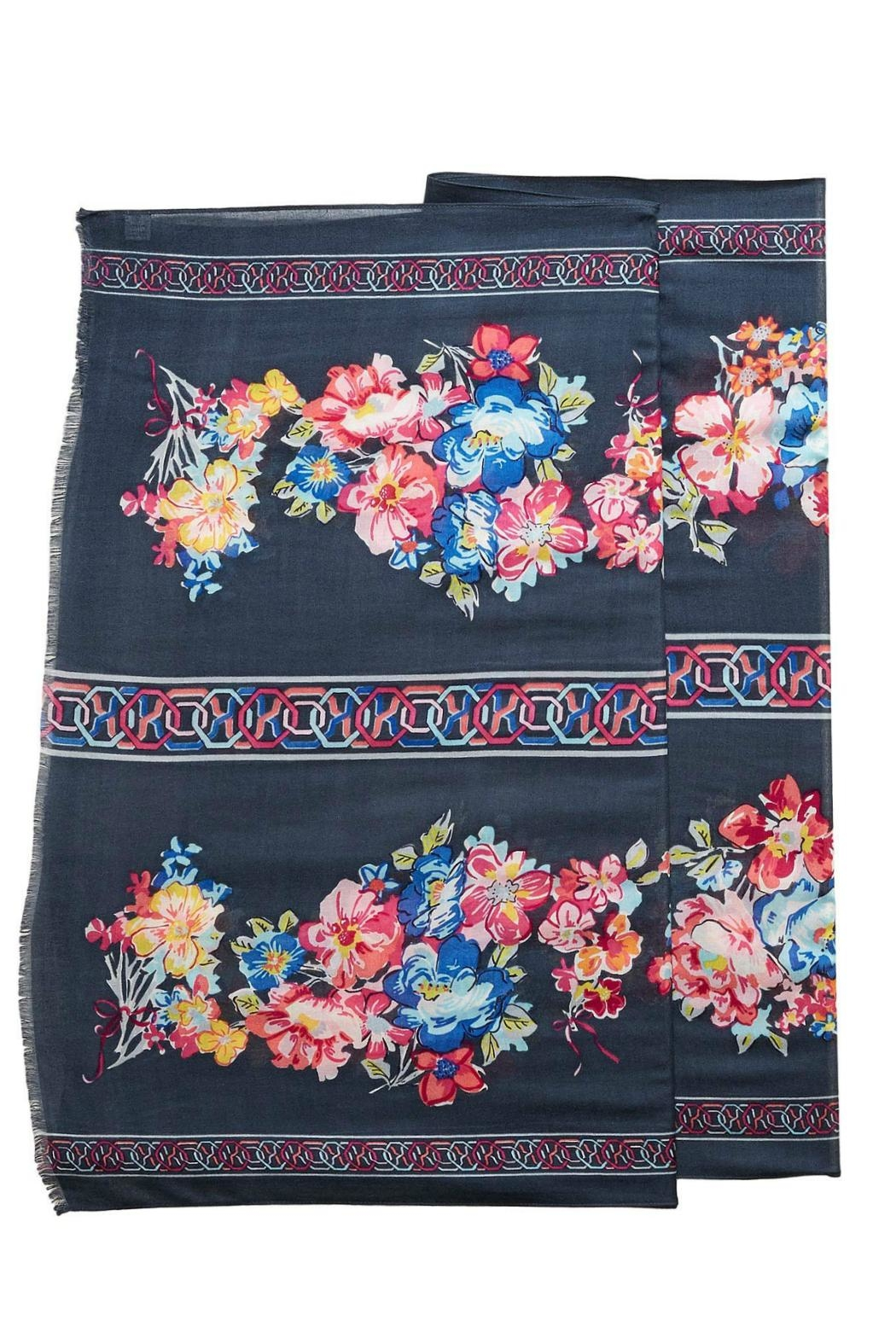 Vera Bradley Pretty Posies Scarf - Front Full Image