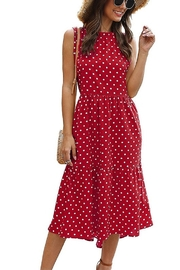 Lyn -Maree's Pretty Woman Polka Dots - Front cropped