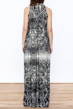 Pretty Young Thing Printed Maxi Dress - Alternate List Image