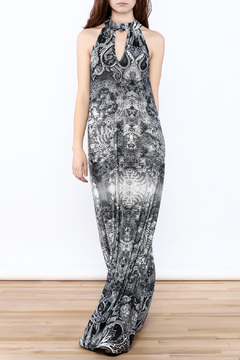 Pretty Young Thing Printed Maxi Dress - Product List Image
