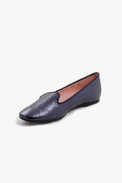 Shoptiques Product: Navy Faye Loafers
