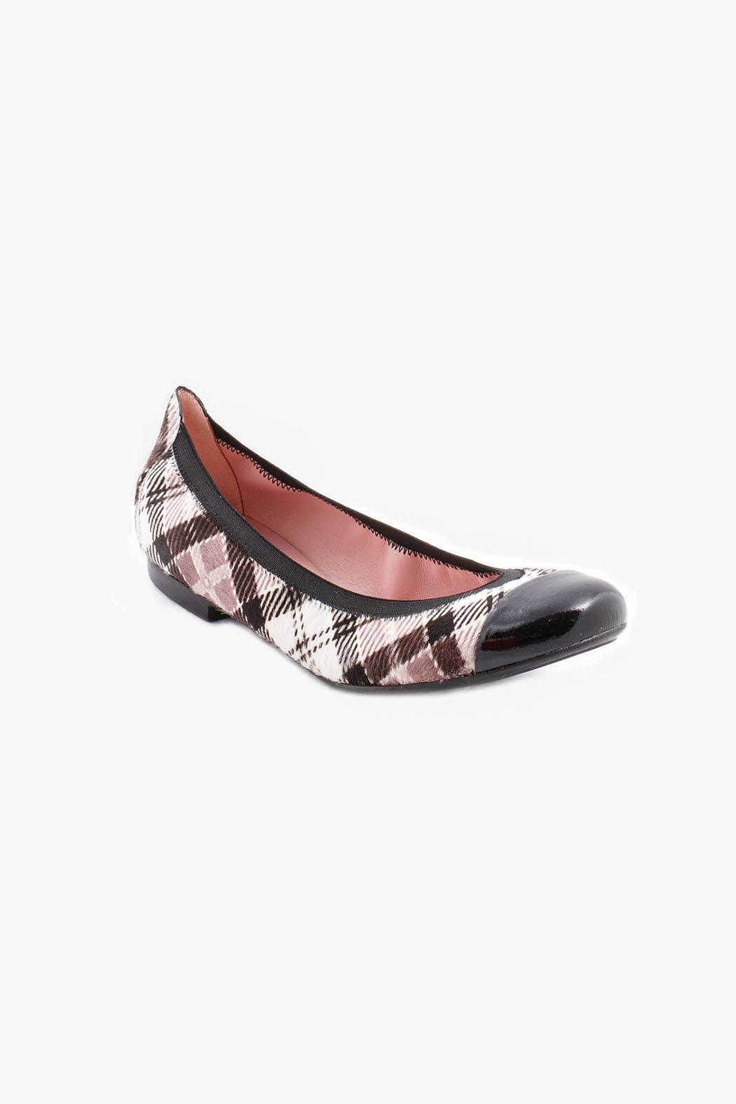 Pretty Ballerinas Shirley Loafers - Side Cropped Image