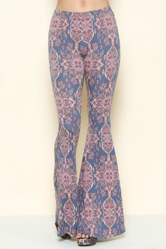 Shoptiques Product: Boho Flare Pants