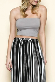 Pretty Little Things Crop Tube Top - Product Mini Image