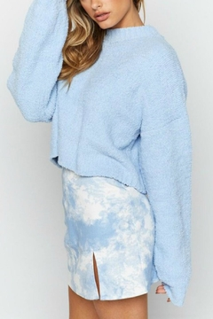 Pretty Little Things Cropped Sweater - Product List Image