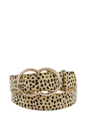 Pretty Little Things Double Buckle Belt - Product Mini Image