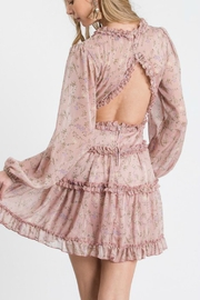 Pretty Little Things Frill Babydoll Dress - Side cropped