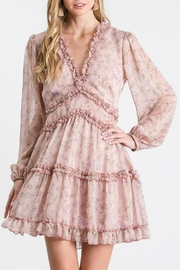 Pretty Little Things Frill Babydoll Dress - Product Mini Image