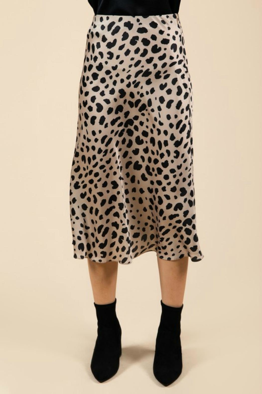 44b12cad5cb71e Pretty Little Things Leopard Midi Skirt from New Hampshire — Shoptiques