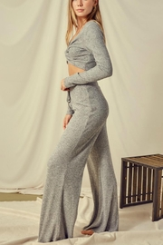 Pretty Little Things Lounge Pants - Front full body