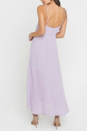 Pretty Little Things Minimalistic Midi Dress - Side cropped