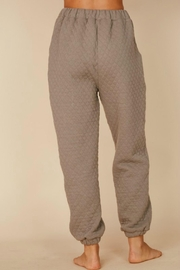Pretty Little Things Quilted Joggers - Side cropped