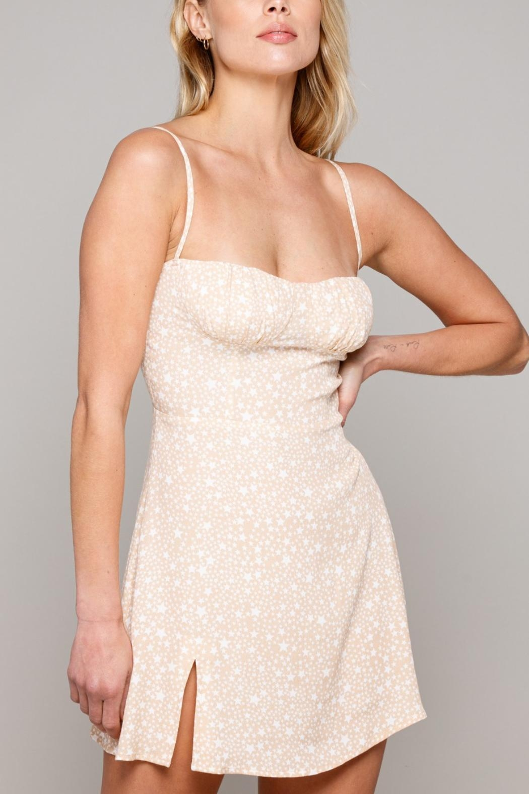 Pretty Little Things Star Bustier Dress - Main Image