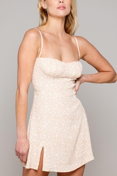 Pretty Little Things Star Bustier Dress - Product List Image