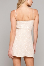 Pretty Little Things Star Bustier Dress - Front full body