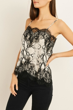 Pretty Little Things Viper Cami Top - Product List Image