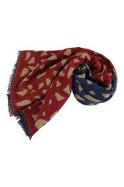 Pretty Persuasions Comet Tail Scarf - Front cropped