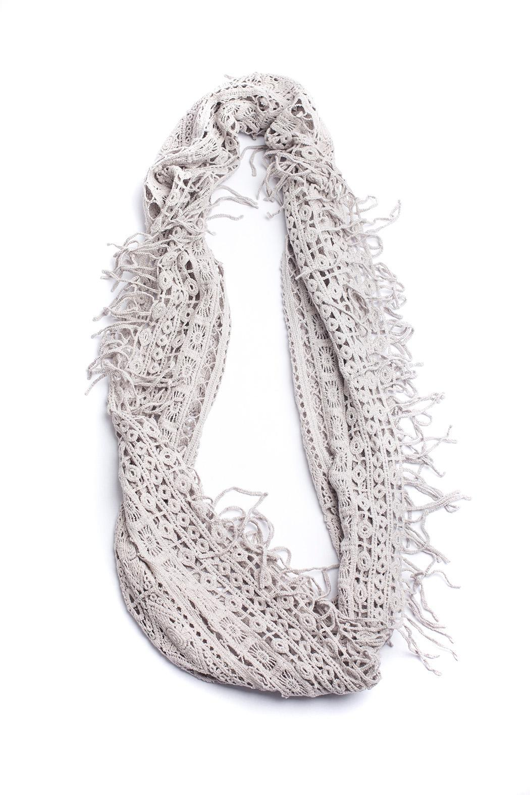 pretty persuasions crochet infinity scarf from wisconsin