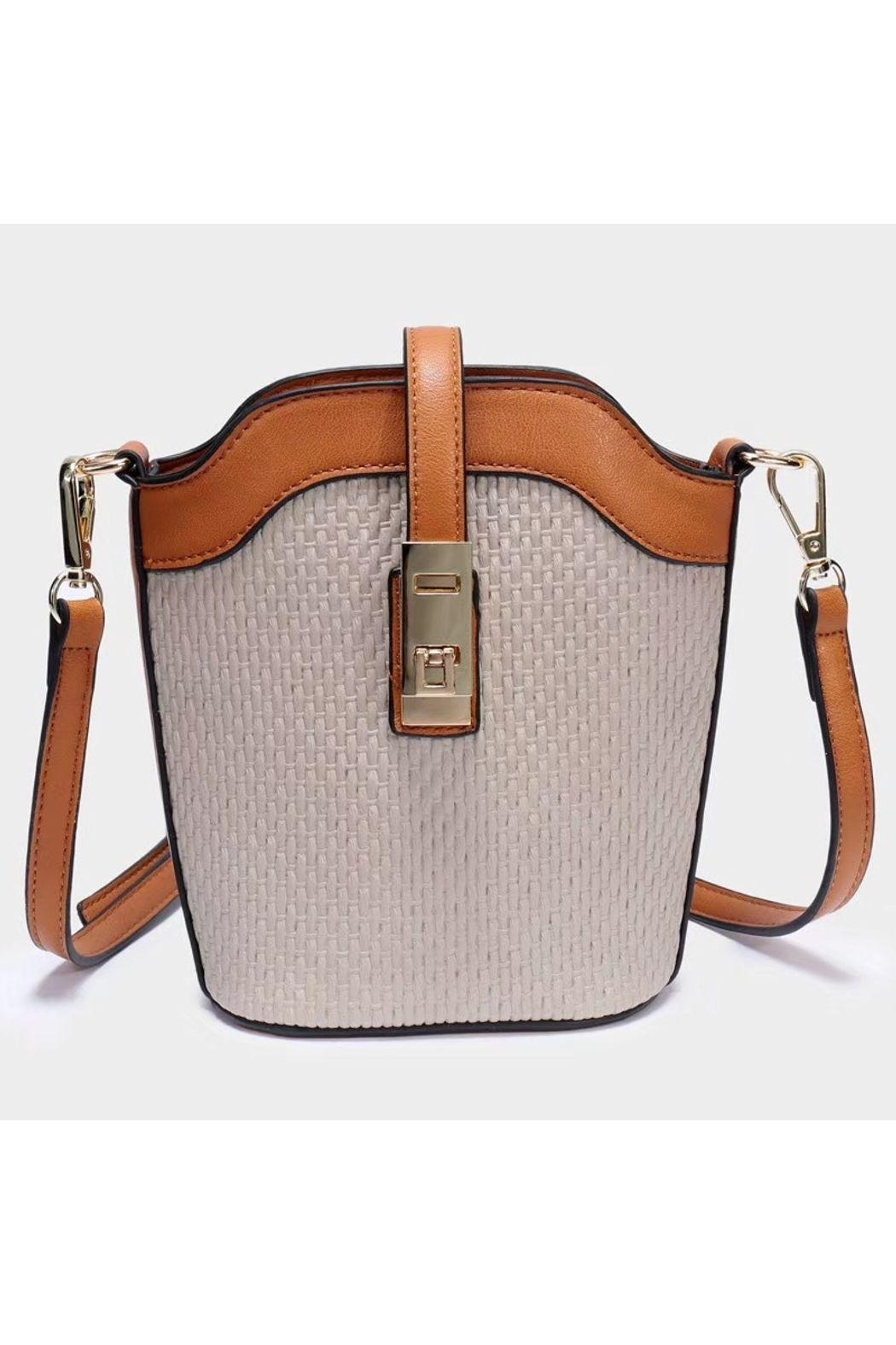 Pretty Persuasions Front Latch Crossbody - Main Image