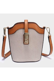Pretty Persuasions Front Latch Crossbody - Front cropped