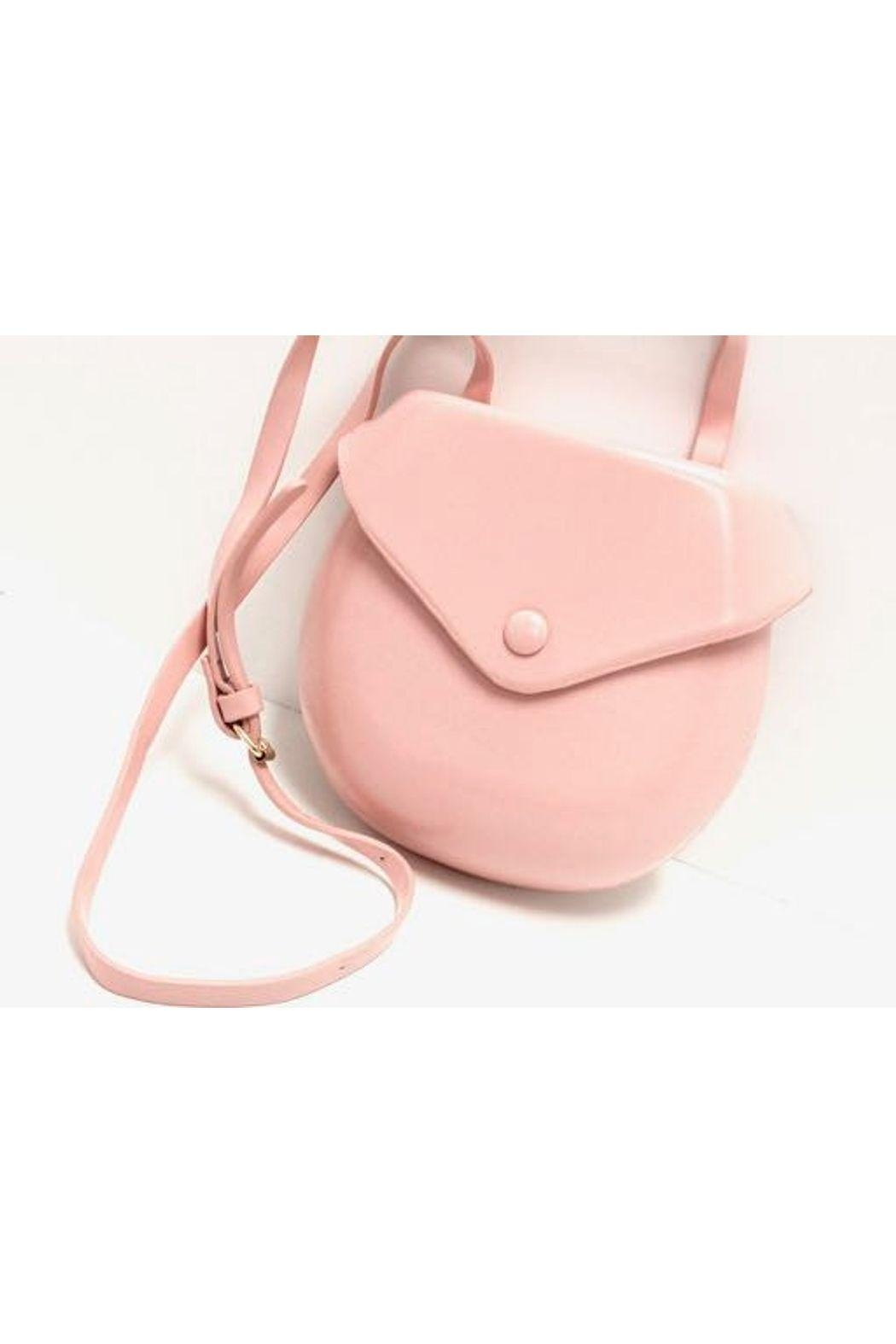 Pretty Persuasions Hard Shell Crossbody - Front Cropped Image