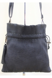 Pretty Persuasions Pleated Cinch Purse - Front cropped