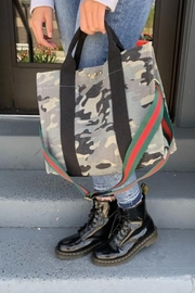 Pretty Simple Camo Crossbody - Product Mini Image