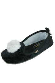 Pretty You London Meryl Slipper - Front cropped