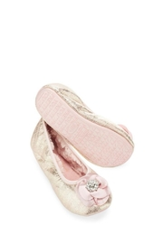 Pretty You London Olympia Slipper - Front cropped