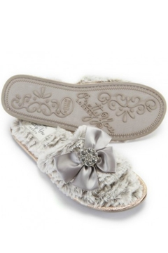Pretty You London Paris Elegant Slipper - Alternate List Image