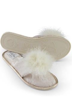 Pretty You London Trixie Elegant Slipper - Alternate List Image