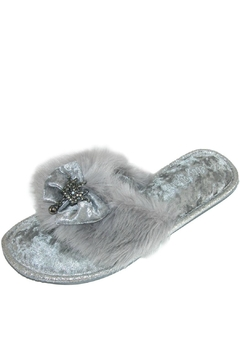 Pretty You London Valentino Slipper - Product List Image