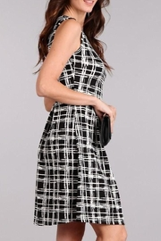 Pretty Young Thing Midi Dress - Front full body
