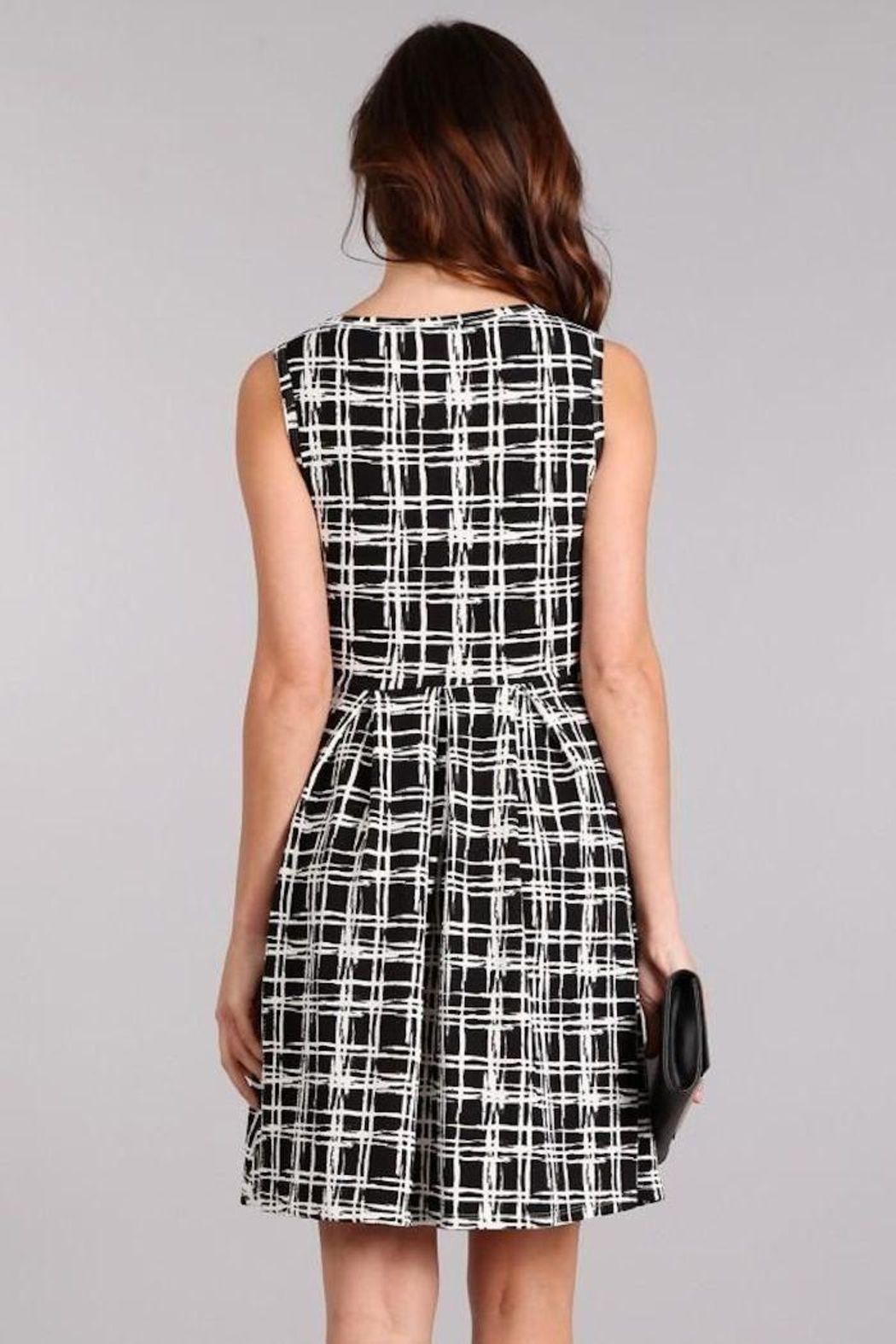 Pretty Young Thing Midi Dress - Side Cropped Image