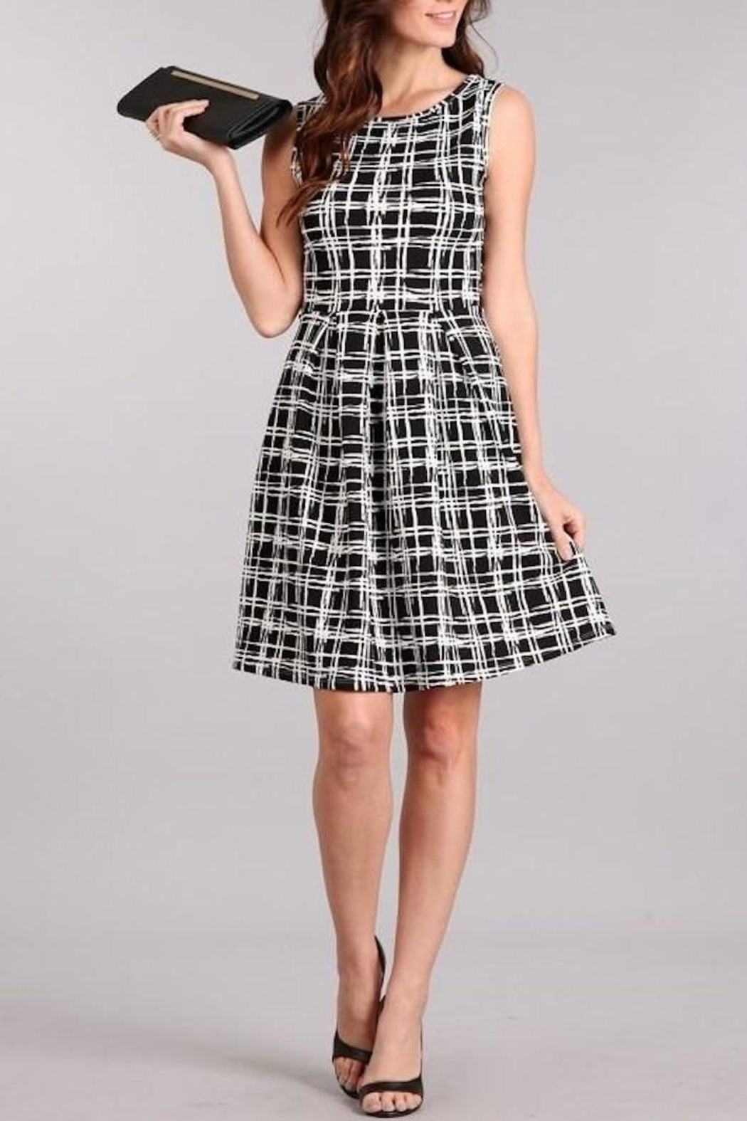 Pretty Young Thing Midi Dress - Main Image