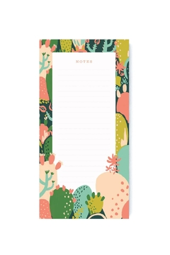 Shoptiques Product: Prickly Pear Notepad
