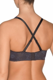 Prima Donna Lace Overlay Convertible Balconette - Side cropped