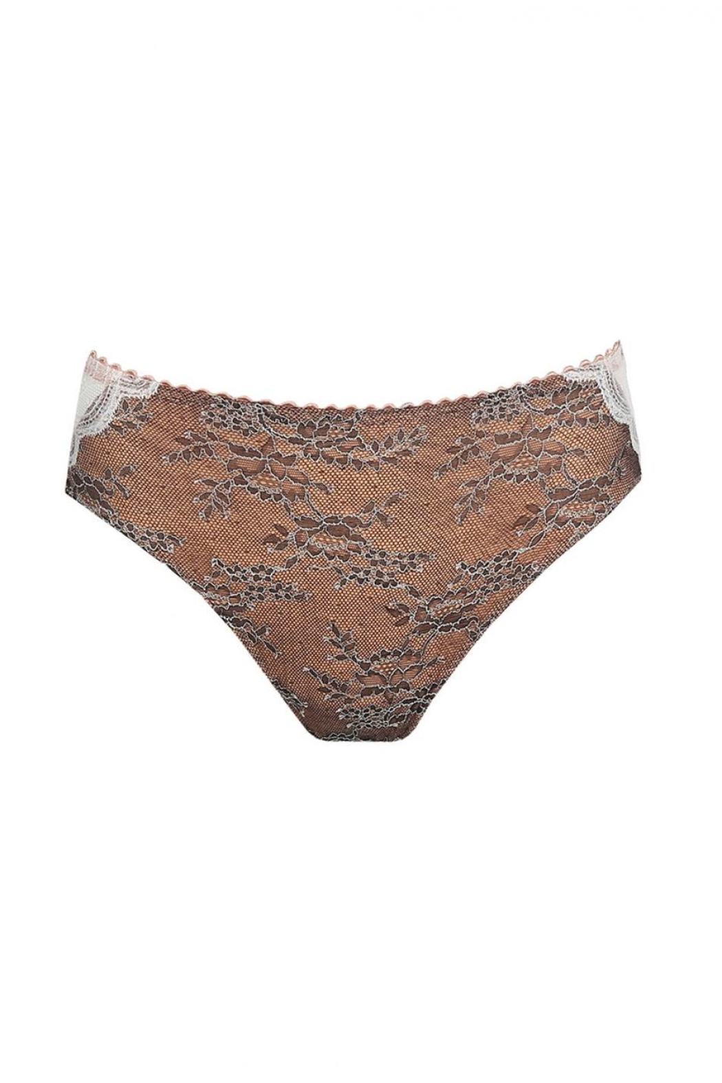 Prima Donna Leavers Lace Panty - Side Cropped Image