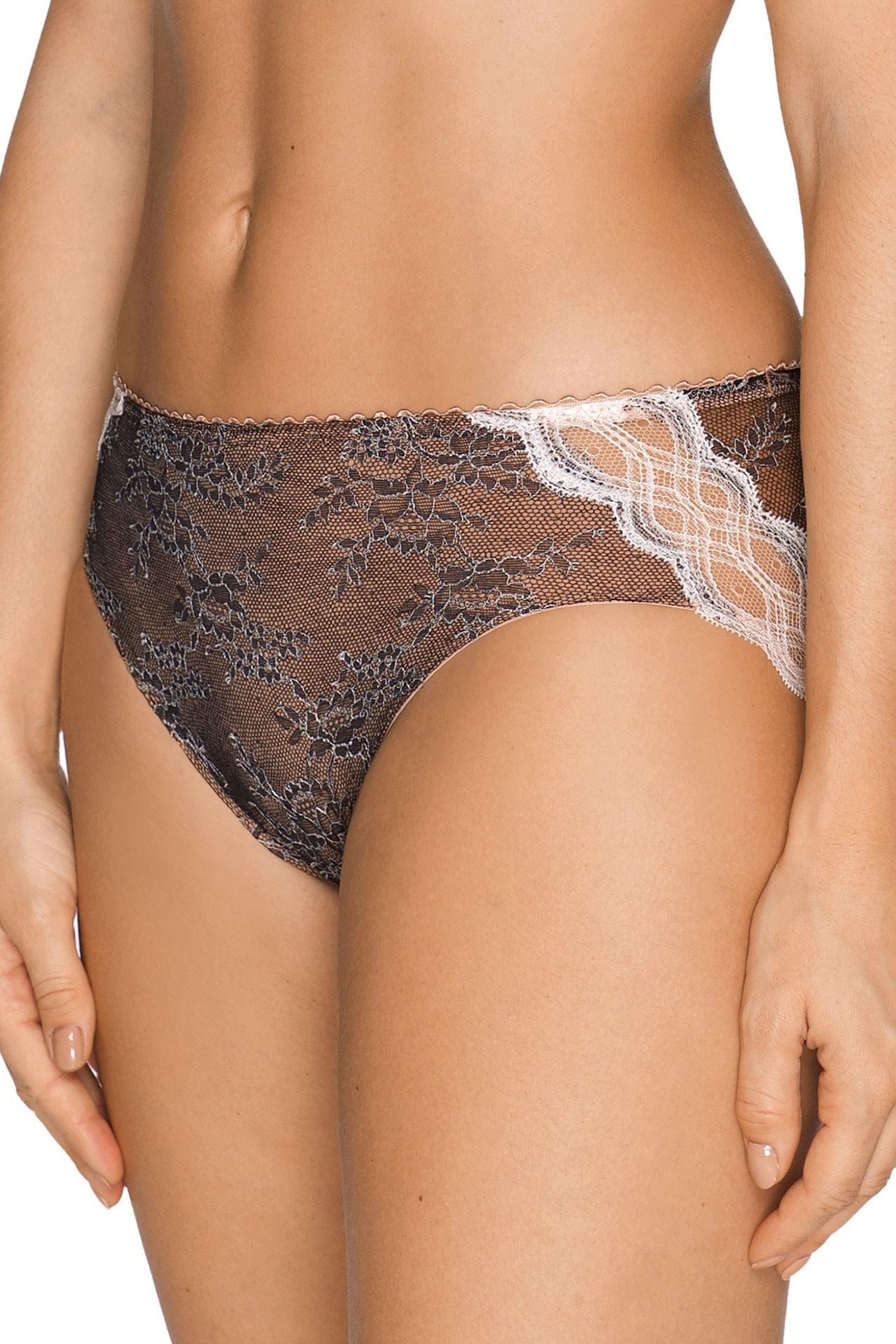 Prima Donna Leavers Lace Panty - Main Image