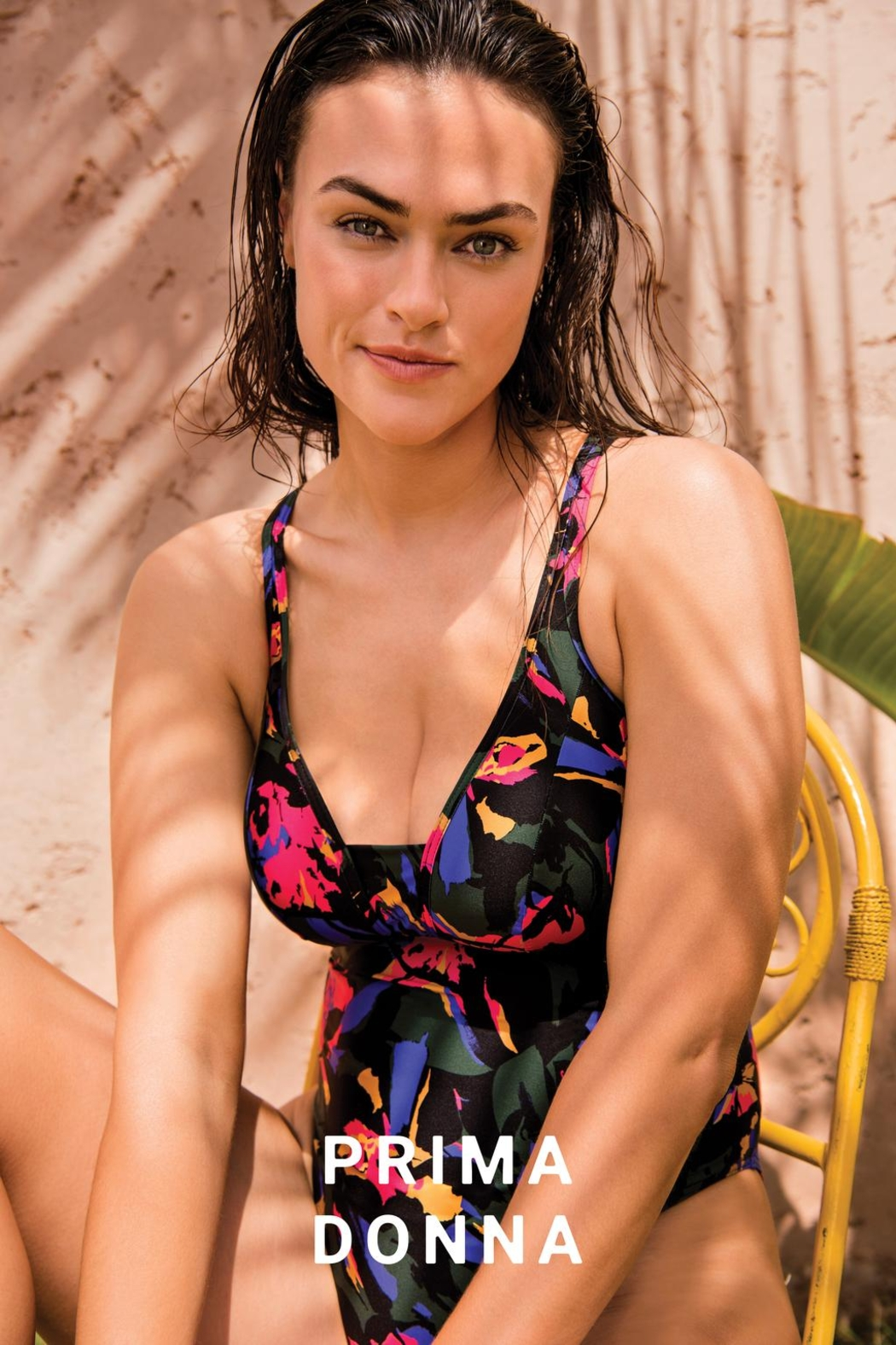 Prima Donna Oasis One-Piece Swimsuit - Back Cropped Image
