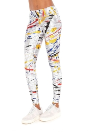 Terez Primary Paint Legging - Product Mini Image