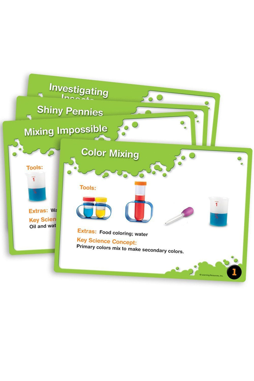 Learning Resources Primary Science Lab Set - Side Cropped Image