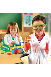 Learning Resources Primary Science Lab Set - Back cropped