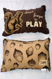 Primatives by Kathy Cotton Decorative Pillow - Product Mini Image