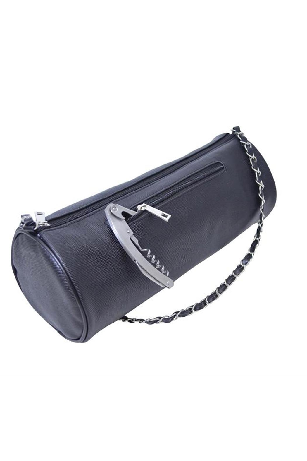 Primeware Shoulder Wine Purse - Side Cropped Image