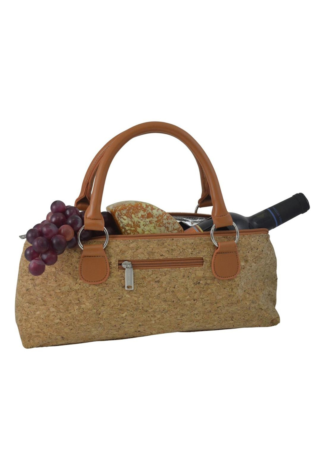 Primeware Wine Purse/lunchbag - Front Cropped Image