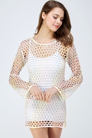 PRIMI Colorful Crochet Tunic - Product Mini Image