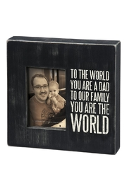 Primitives by Kathy Dad Box Sign Frame - Product Mini Image